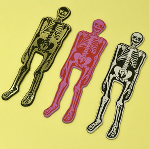 Skeleton Bookmark