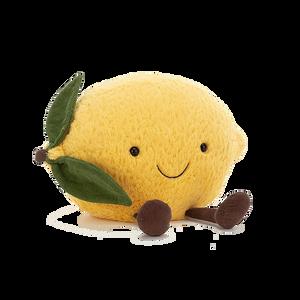 Jellycat lemon toy