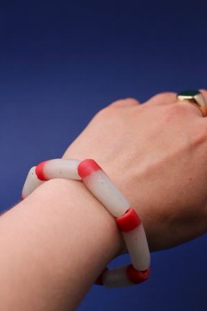 Recycled Glass Bracelet - SALE