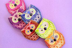 Mini Owl Purse