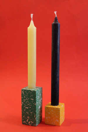 Terrazzo Candle Holder