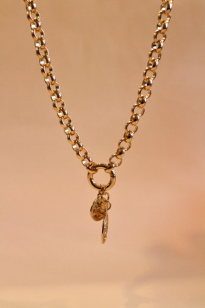 Cornelia Charm Chain Necklace