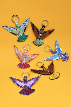 Flying Bird Key Fob