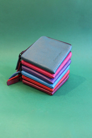 Pocket Square Wallet