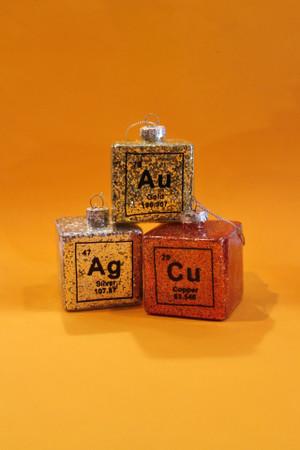 Periodic Table Cube
