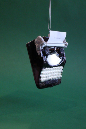 Typewriter Bauble