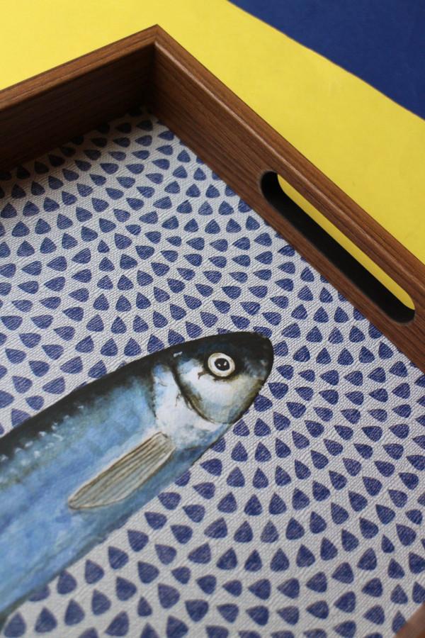 Fish Tray - Detail