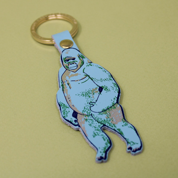Gorilla Key Fob