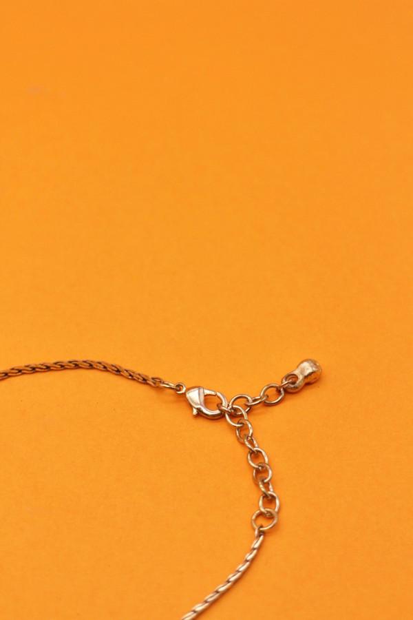 Woodland charm necklace