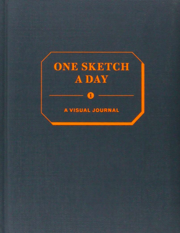 One Sketch A Day: Visual Journal