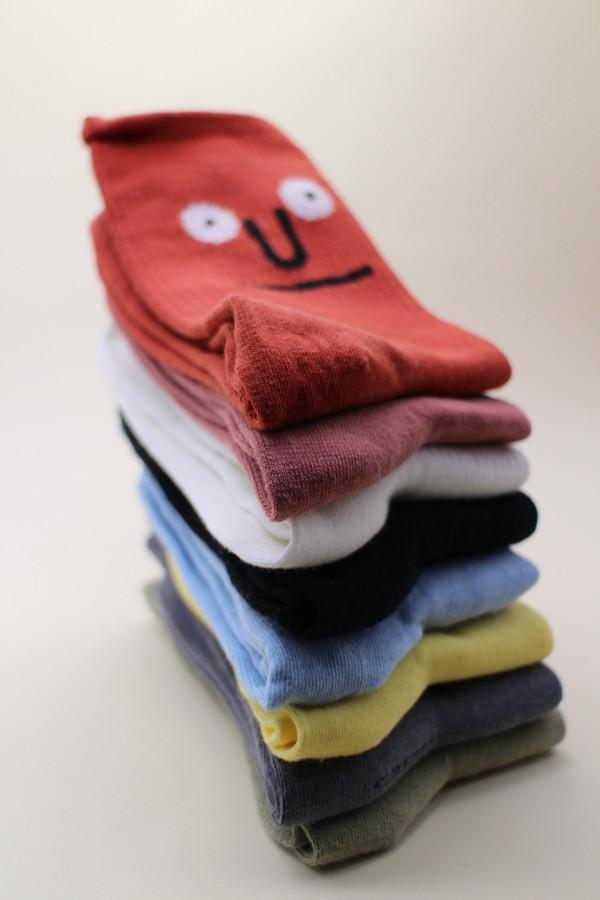 Funny Face Socks