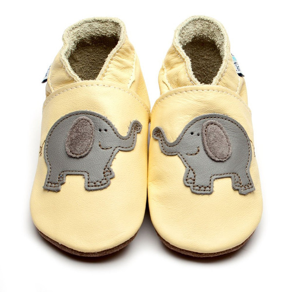 Inch Blue Shoes 0-6mo