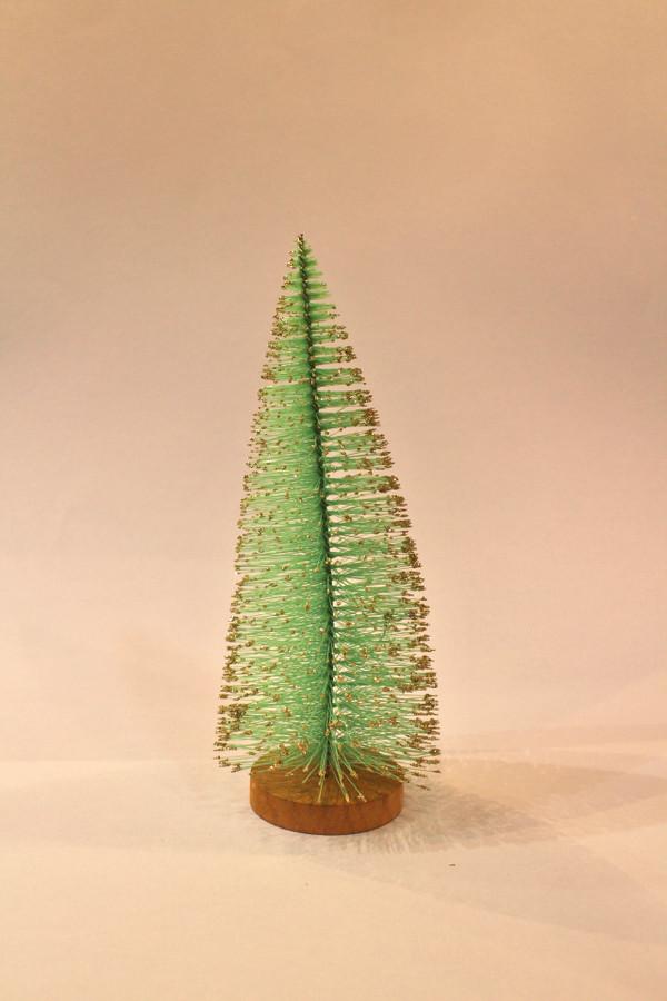 Glitter Brush Tree