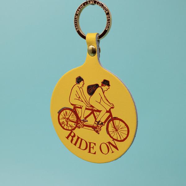 Ride On Key Fob
