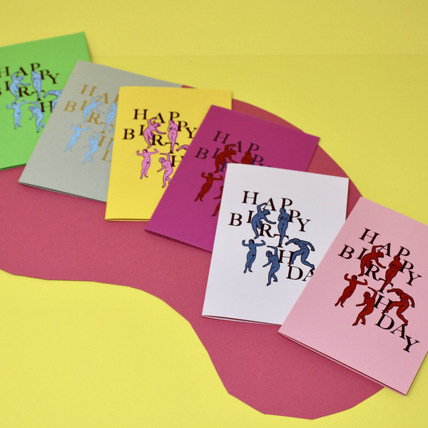 Foil Embossed Card