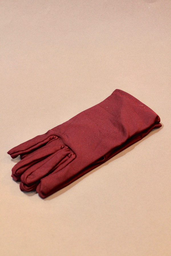 Lightweight Satin Gloves