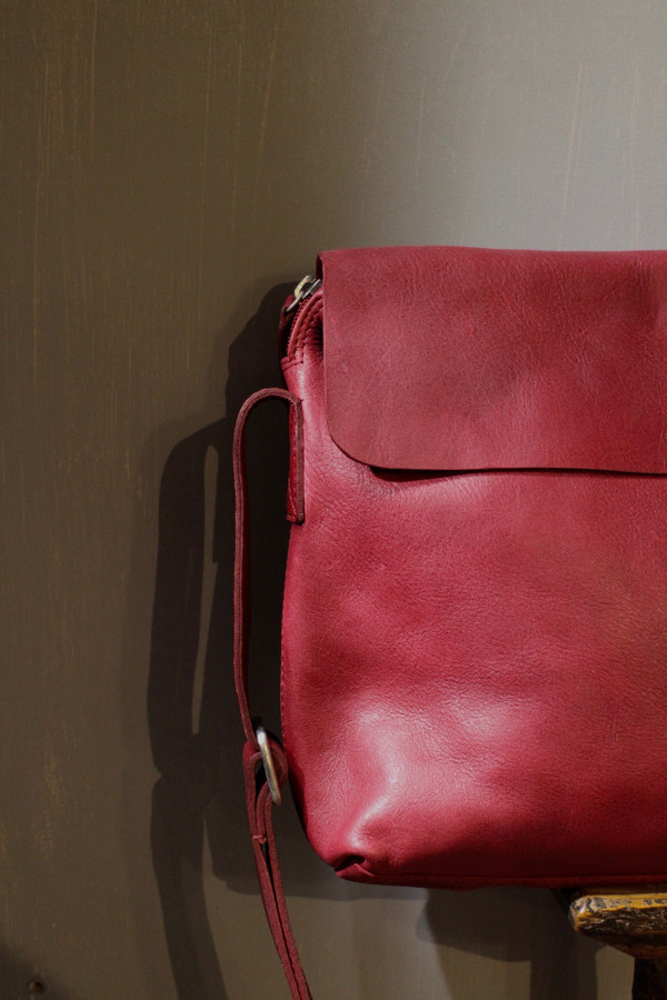 Eco Leather Satchel