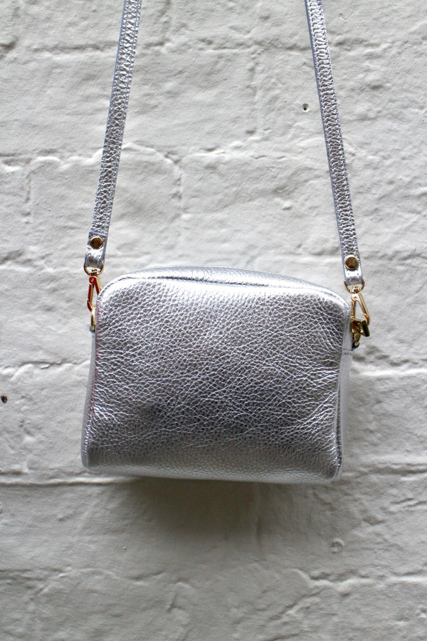 Leather Rectangle Bag