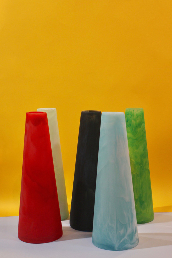 Resin Vase