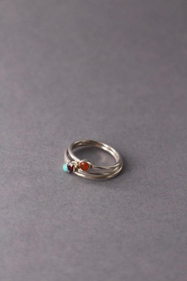 Stacking Silver Ring