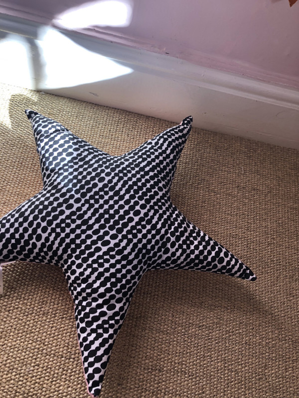 Star Cushion - SALE