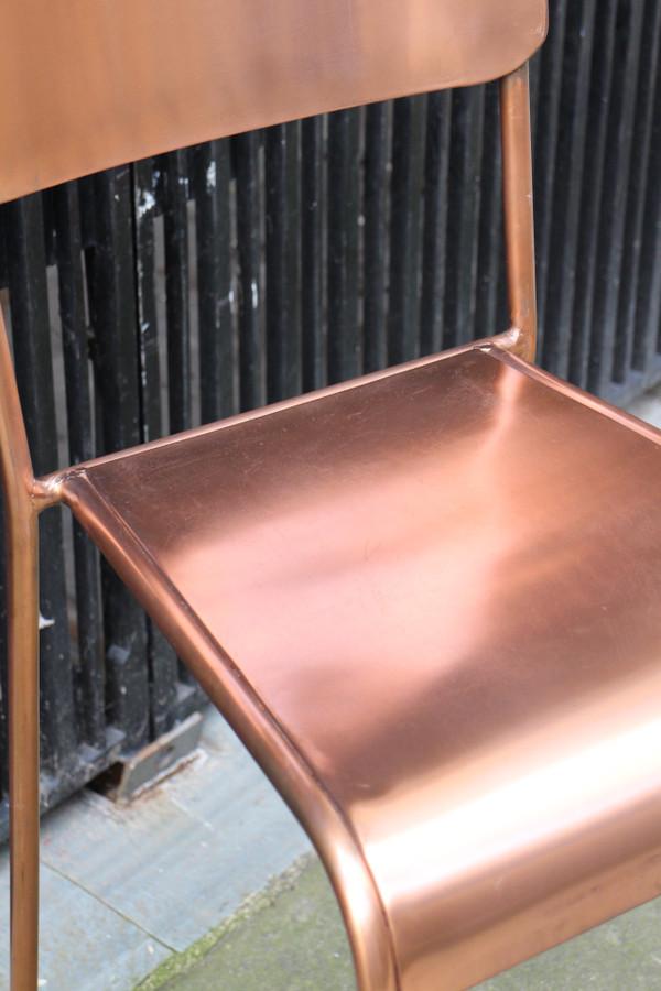 Rustic Bar Stool