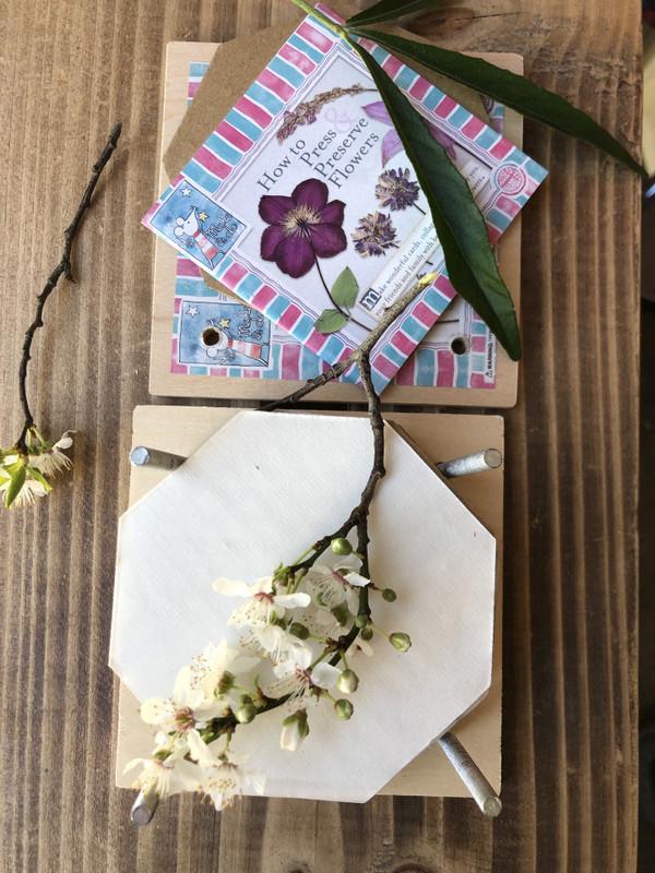Mini Flower Press