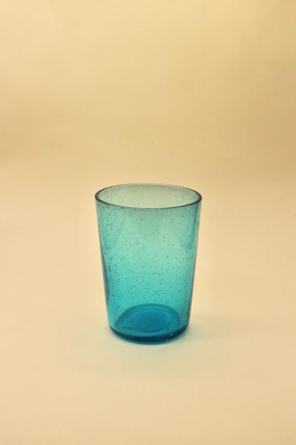 Handblown Recycled Glass Tumbler