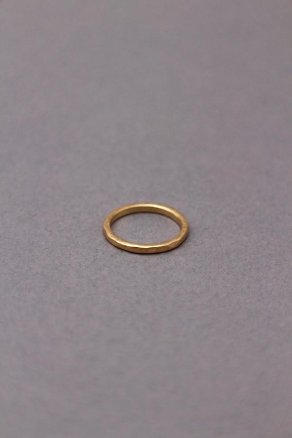 Organic Band Ring