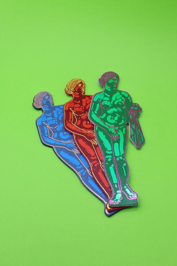 Statue Bookmark