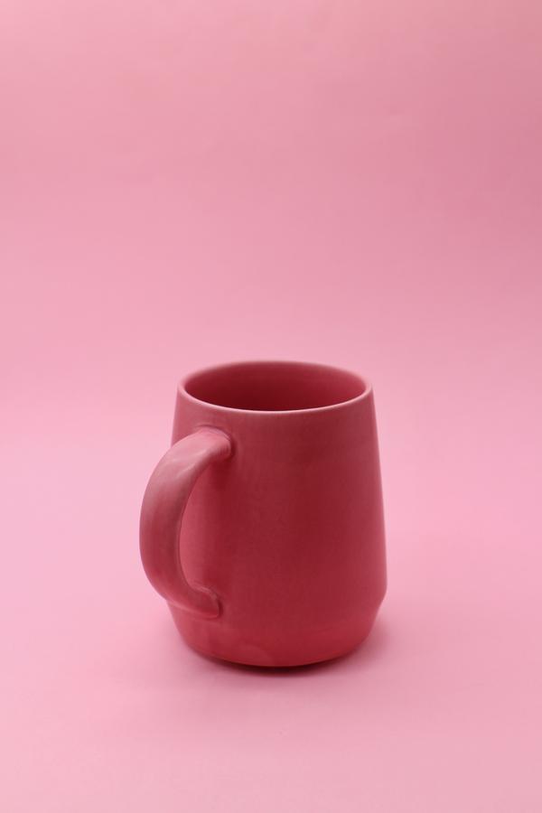 Pink Diary Mug