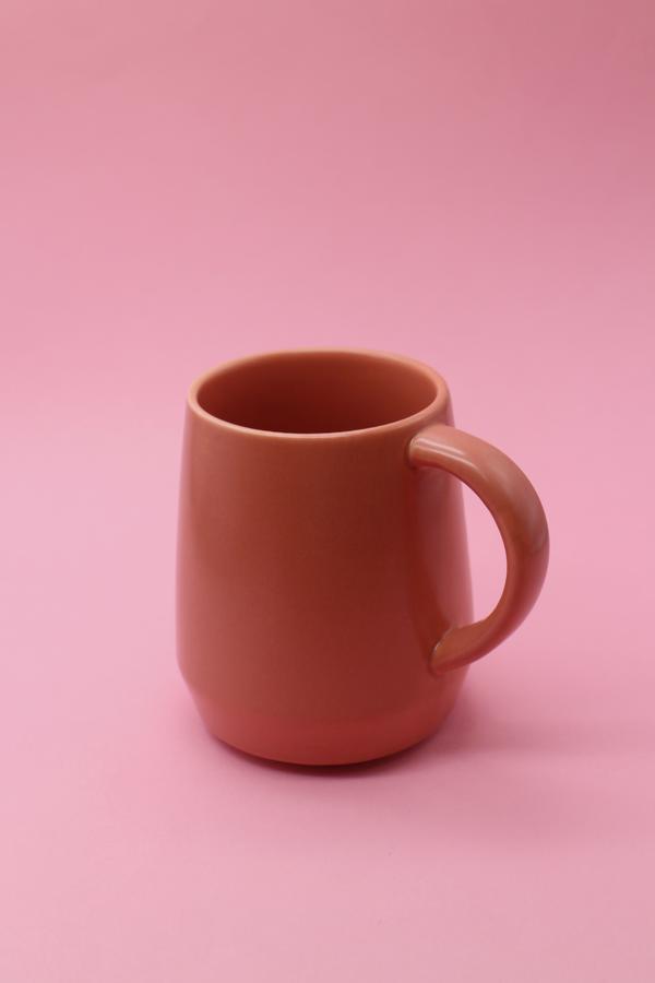 Orange Diary Mug