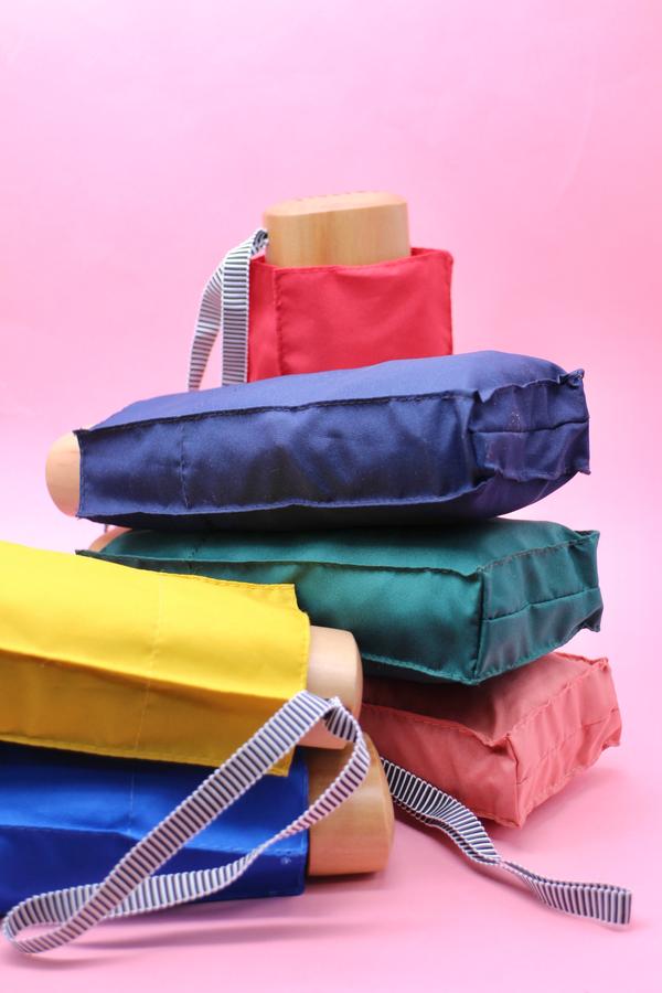 Folding Micro Umbrellas