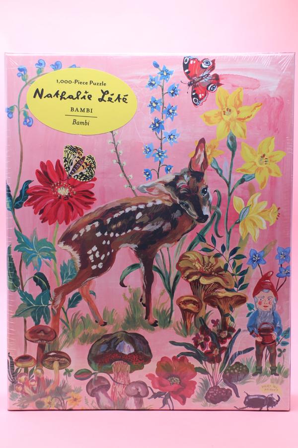 Nathalie Lete Jigsaw Puzzle - Bambi