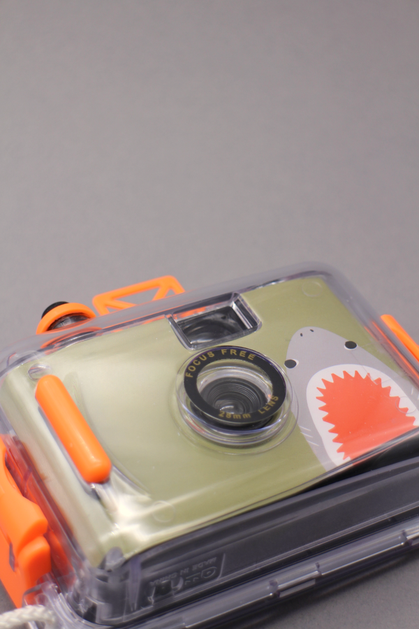 Underwater Camera: Shark - Olive