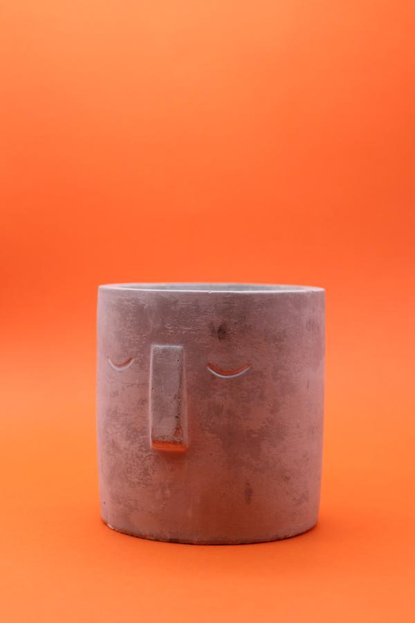 Citronella Face Candle