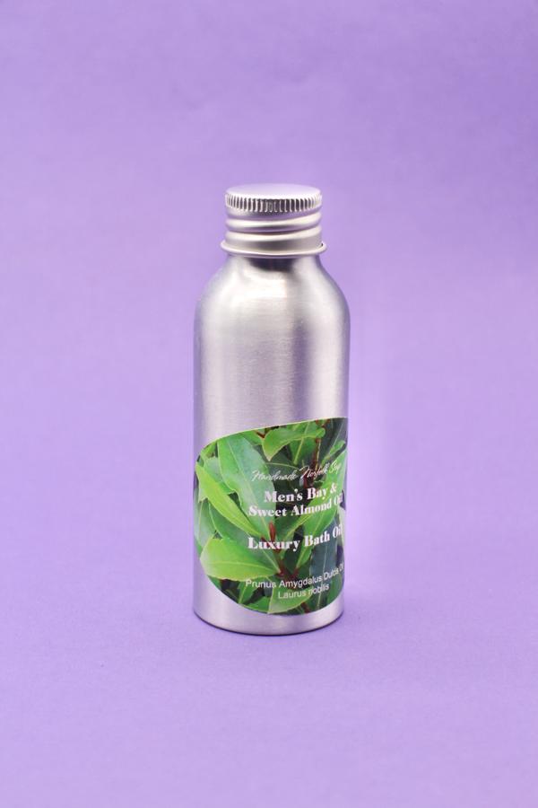 Luxury Sweet Almond Bath Oil