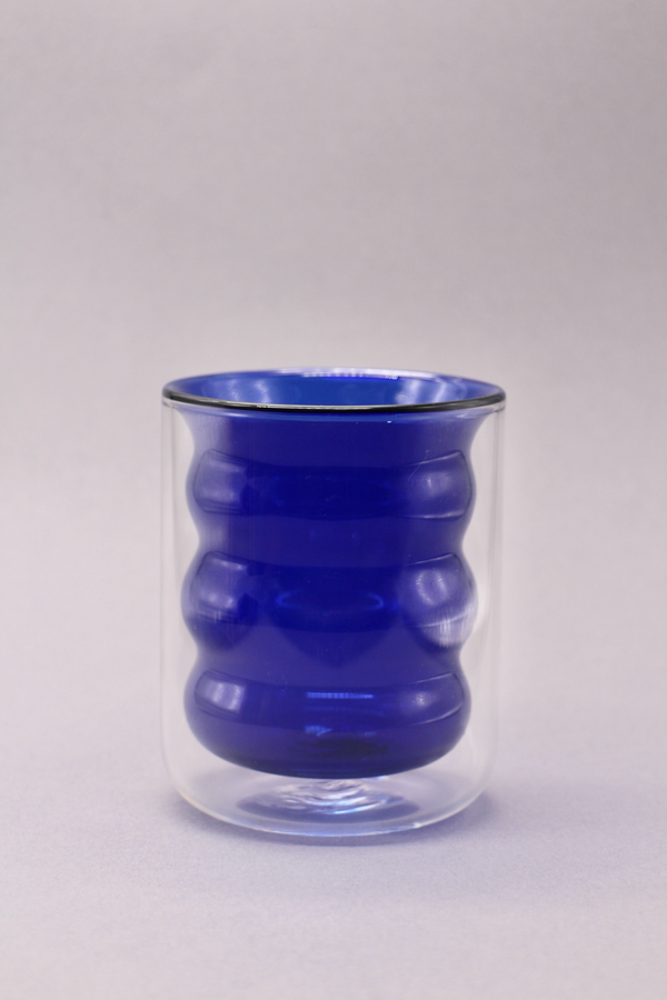 Double Walled Glass / Vase