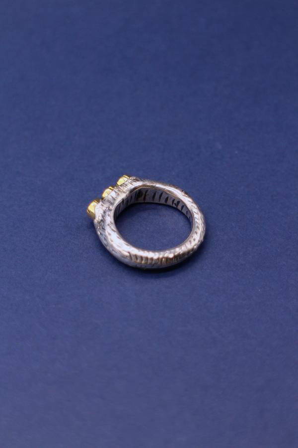 Three Stone Ring