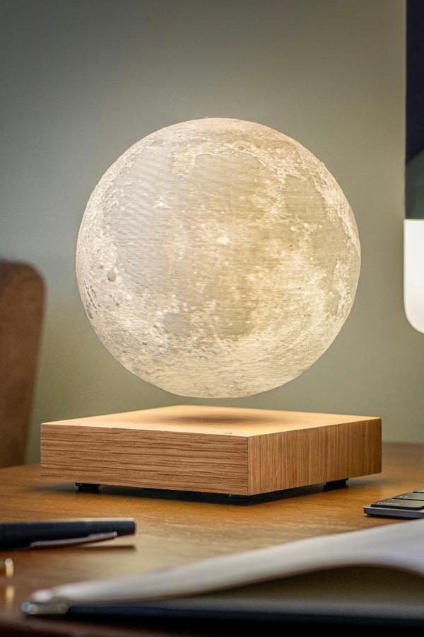 Floating Smart Moon Lamp