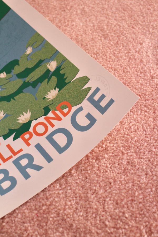 Ellie Way Cambridge Poster