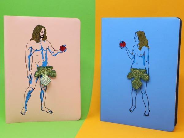 A5 Adam/Eve Journal