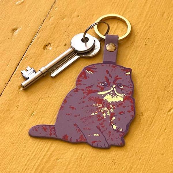 Meow Key Fob