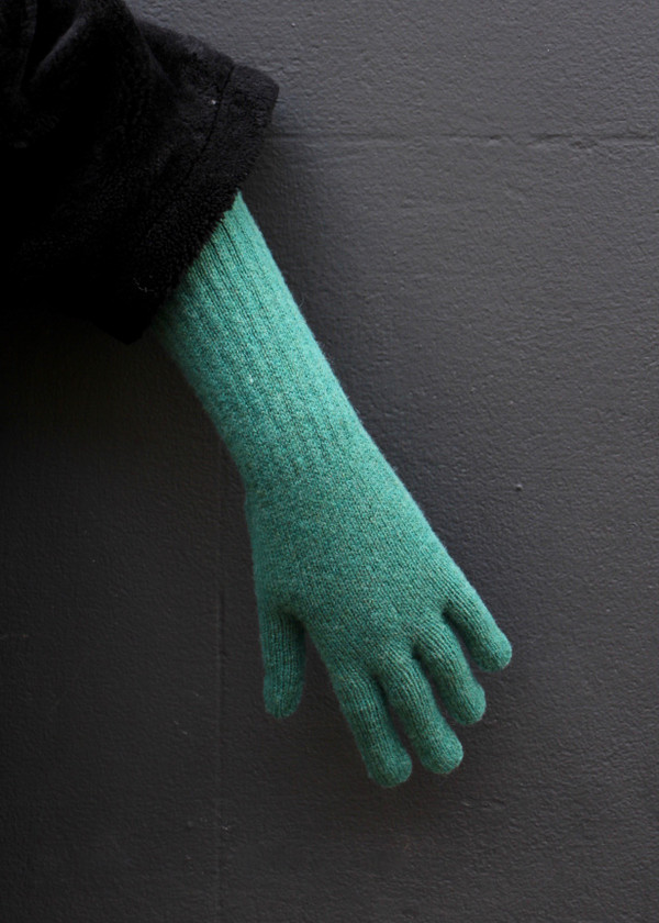 British made wool gloves