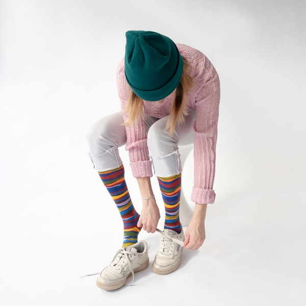 Fine French Socks
