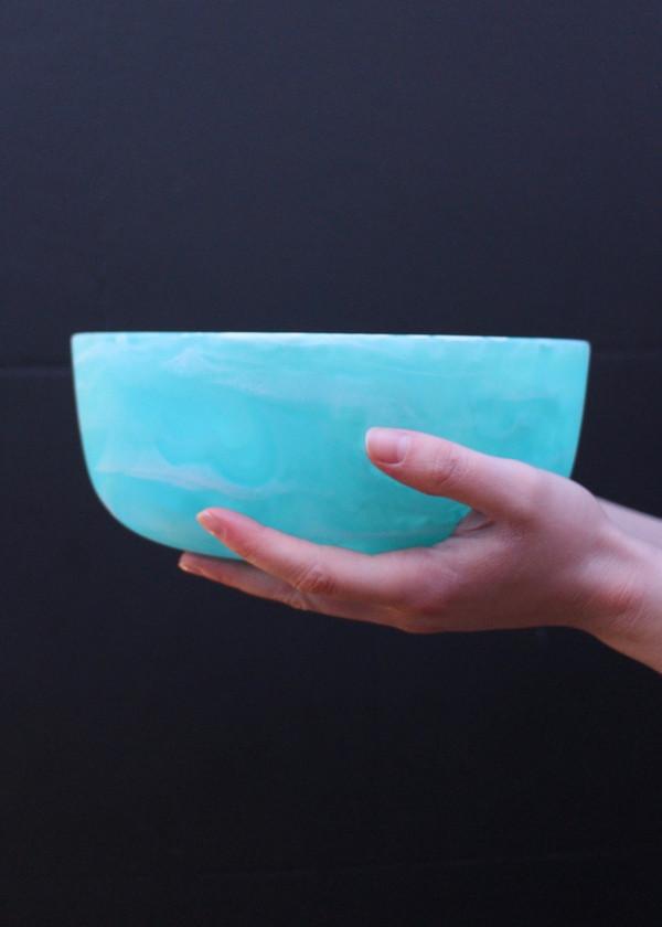 Resin Fruit Bowl