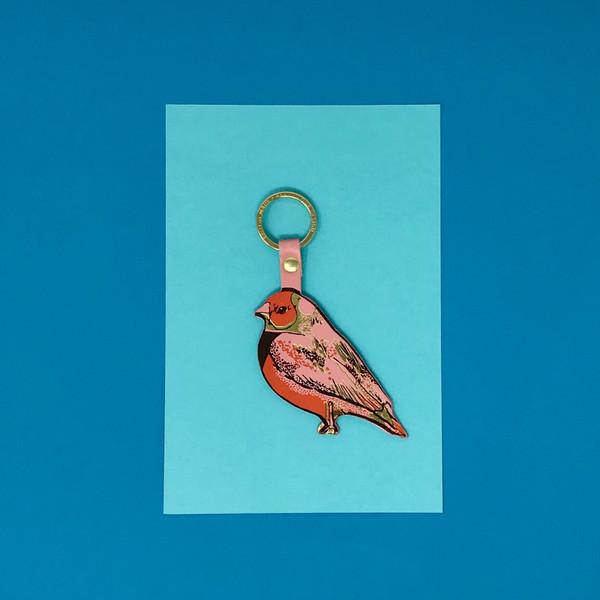 Finch Key Fob