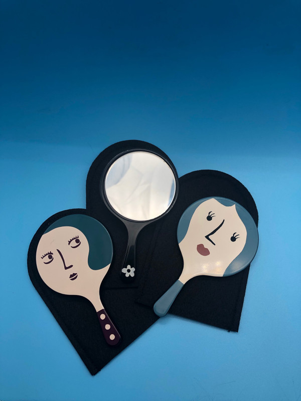 Tekagami Pocket Mirror