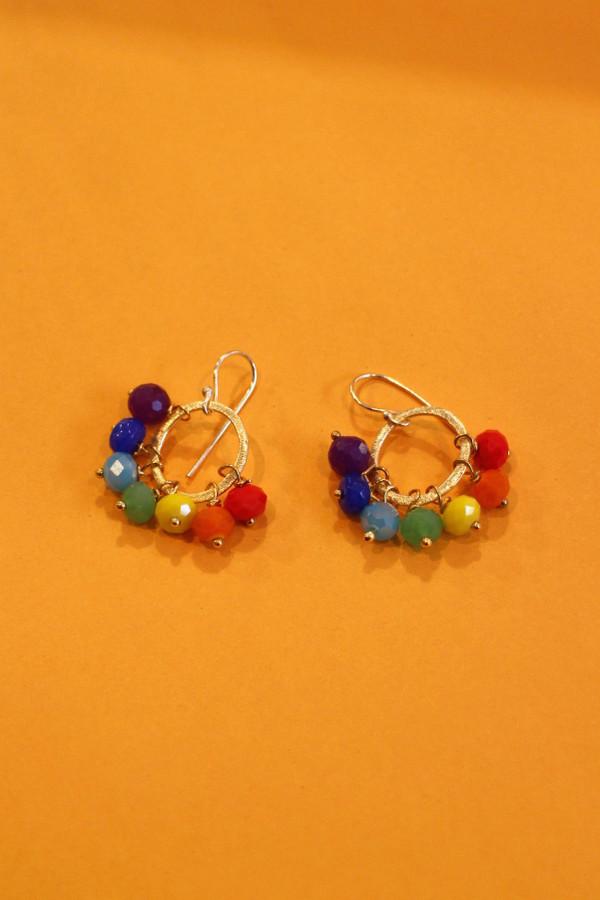 Rainbow Song Earrings