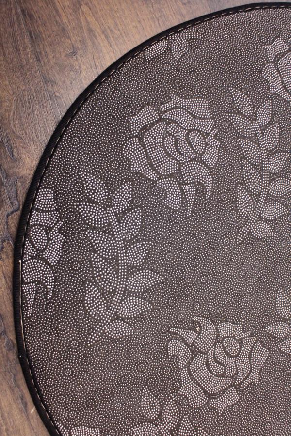 Shh rug underside grip detail
